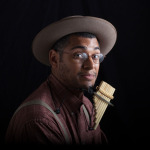 Dom Flemons pipes