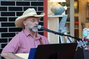 John Coppess, CU Singer/Songwriter Collective