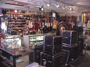 Pawn Shop Music Room