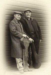 The Kirk Sutphin and Bertram Levy Duo @ Pizza M | Urbana | Illinois | United States